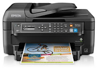 Epson WorkForce WF-2650 Drivers & Manuals