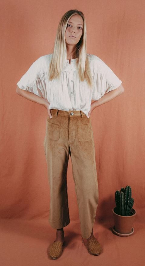 From Working In Zara And Mango To Open Their Own Spanish Sustainable Fashion Firm 'Blue Anemone'