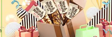 Kuis Instagram Berhadiah 5 Box Nice & Natural Nut Bar