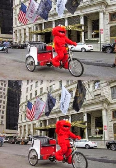 NYC Pedicab Services