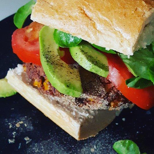 Rezept, veggie-burger, burger, recipe, Protein-burger, Protein, healthy Food, gesund