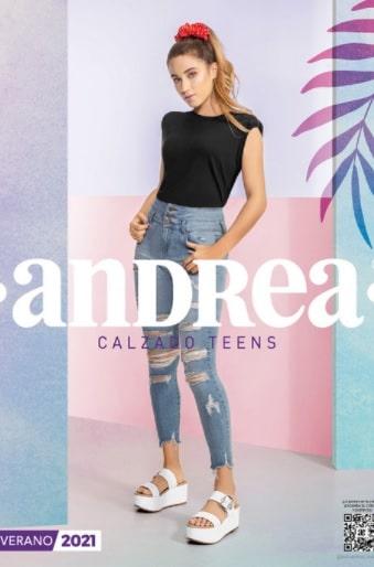 Andrea teens catalogo digital verano  2021