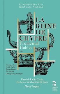 Fromental Halevy: La reine de Chypre - Palazzetto Bru Zane