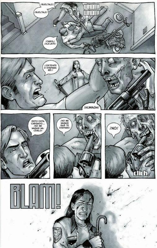 the walking dead porn comic