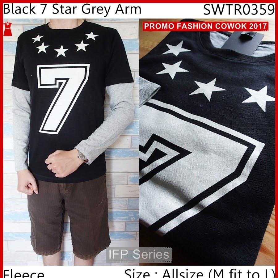 BIMFGP070 Star Sweater Casual Fashion Pria PROMO