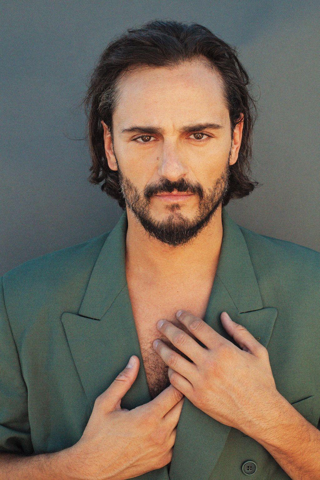 Asier Actor Porno Gay Español my new plaid pants: asier etxeandia two times