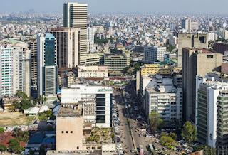 Dhaka Kota Dengan Populasi Terbanyak di Dunia