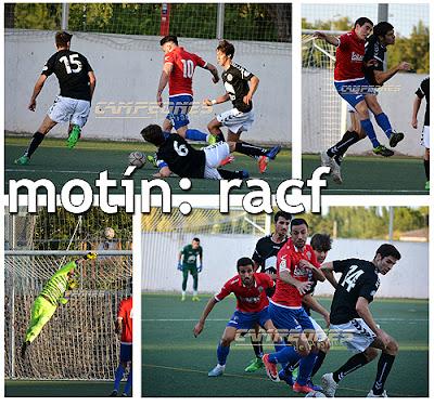 Fútbol Real Aranjuez Motín Torrelodones