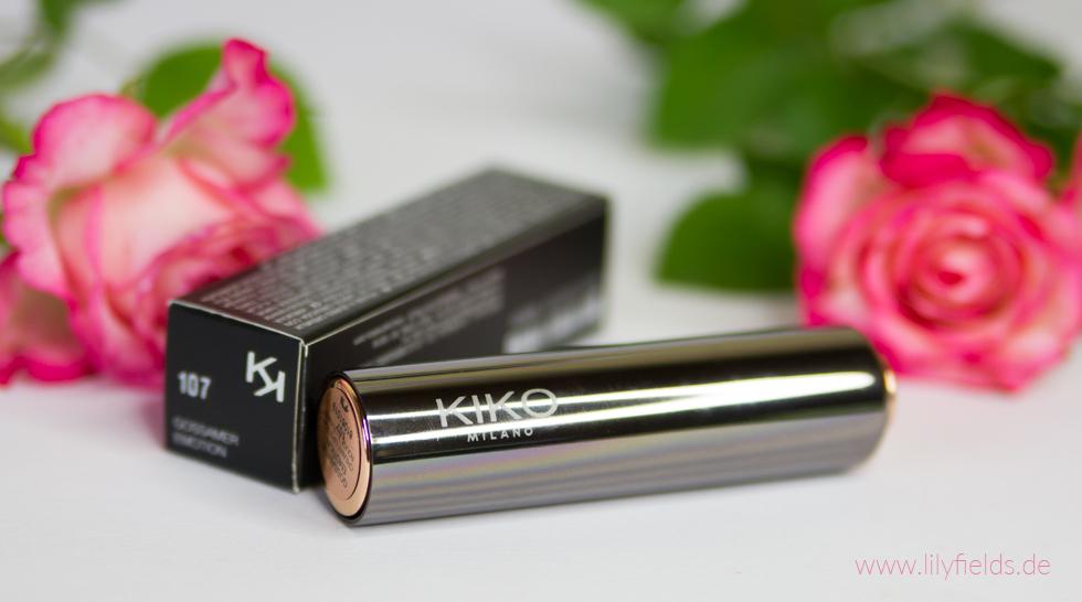 Gossamer Emotion Creamy Lipstick  Farbe: 107 Moccaccino
