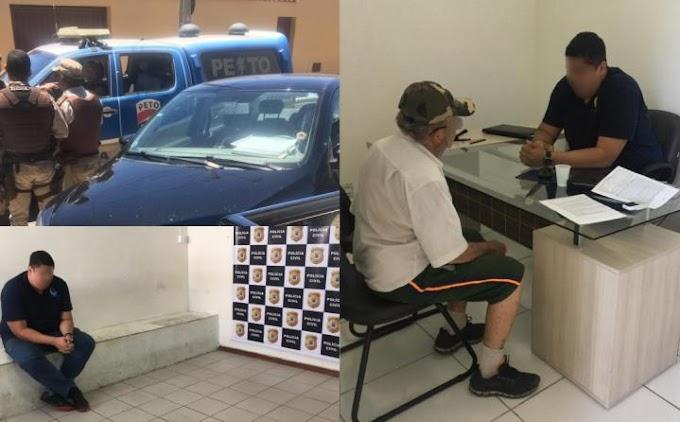 IDENTIFICADO | Revelada identidade do falso advogado preso em flagrante em Conquista