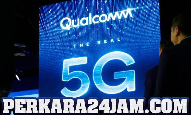 Qualcomm Mengatakan Jaringan 5G Penting Terhadap Ekonomi Suatu Negara