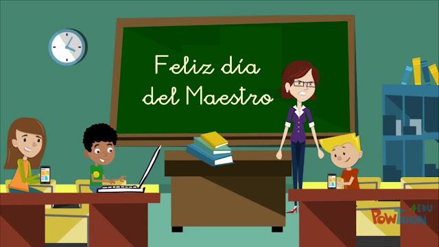 Imágenes y postales de maestros