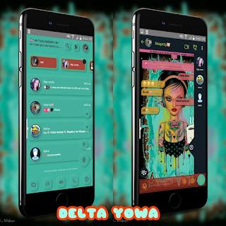 Musica Woman Theme For YOWhatsApp & Delta WhatsApp By Ale