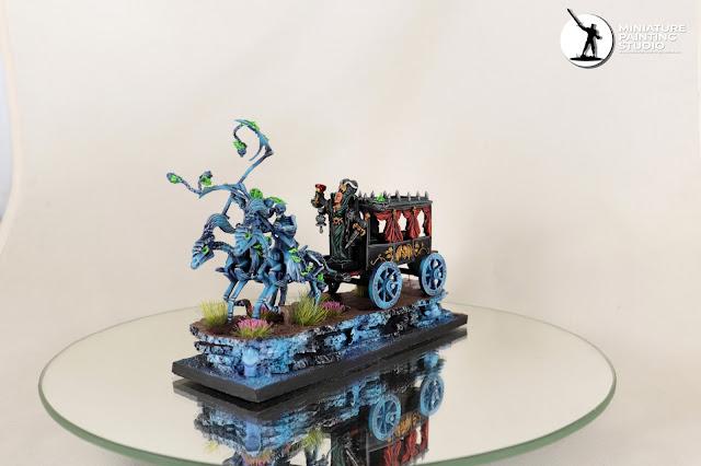 Undead chariot warhammer
