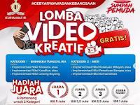 [GRATIS] Lomba Video Kreatif Nasional 2021 di Lemhannas RI