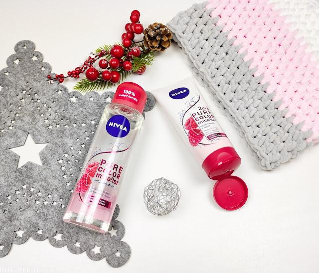 Micelární šampon a kondicionér Nivea