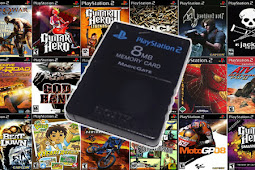 Kumpulan Save Data Game PS2