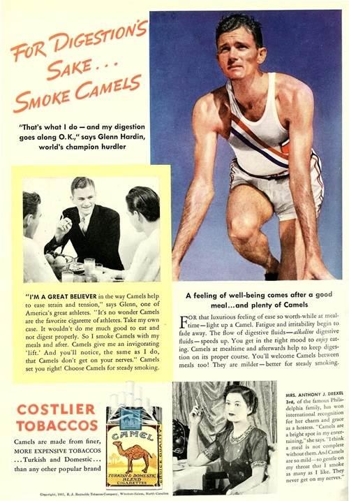 iklan rokok jenama camel