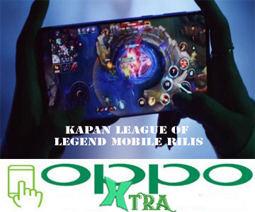 Kapan League of Legend Mobile Rilis