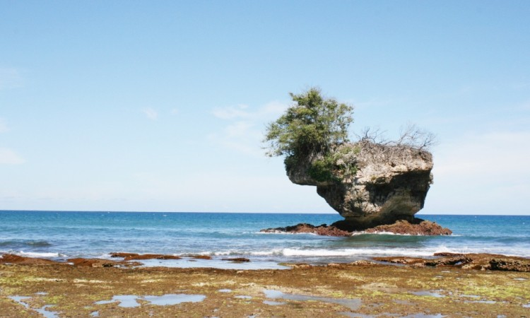Pantai Madasari, Wisata Alam Nan Eksotis Tersembunyi di Pangandaran
