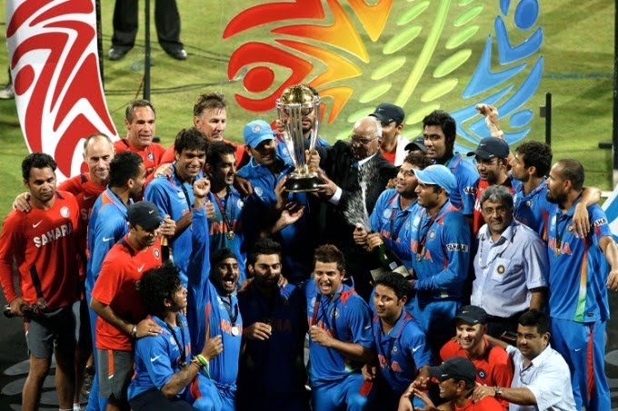 bsisydun: world cup cricket final 2011 winning moments