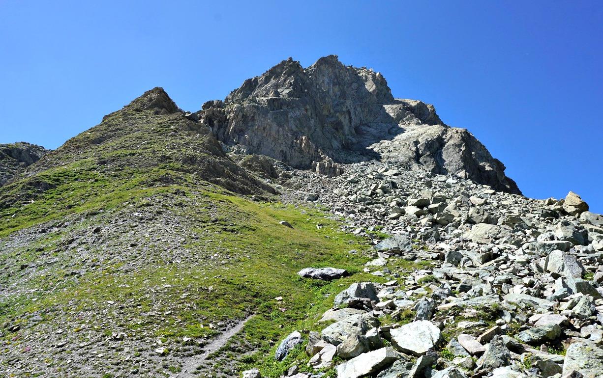 Tête du Pelvas 2929 m