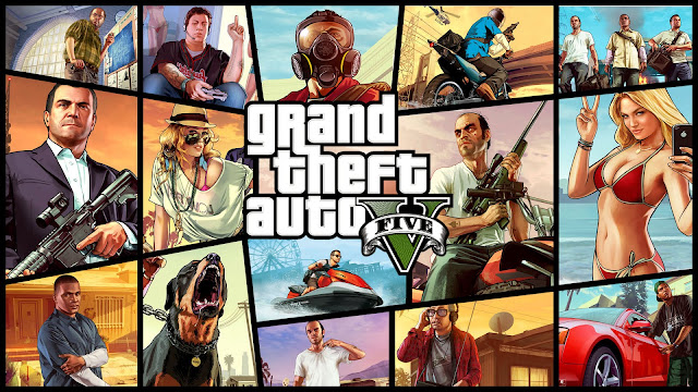 Download Grand Theft Auto V PS4 Free Full Version ISO/PKG