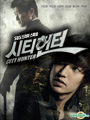 City Hunter, Lee Jin Pyo,Lee Yoon Sung