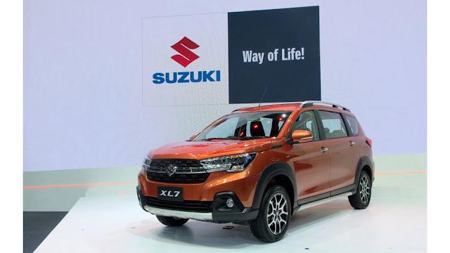 Mengenal Unggulan Mobil SUV Suzuki Xl7, Mobil Ternyaman!
