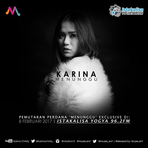 Karina Christy – Menunggu