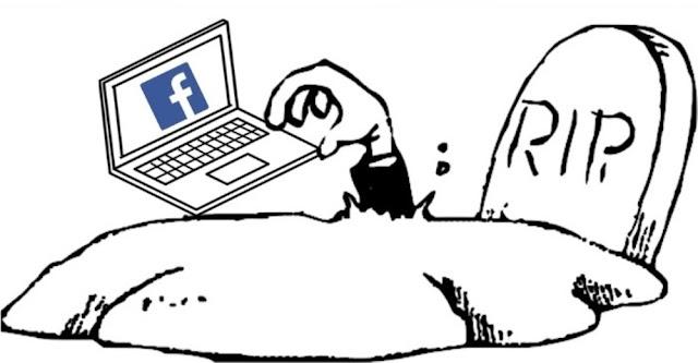 حذف-حساب-فايسبوك-بعد-الوفاة