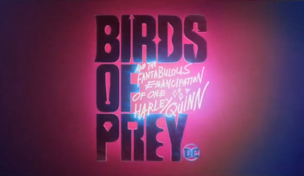 Birds of Prey, DC, Harley Quinn