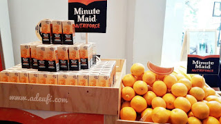 Minute Maid Nutriforce