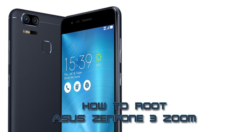 How to Root ASUS ZenFone 3 Zoom ZE553KL ~ Asus Zenfone Blog