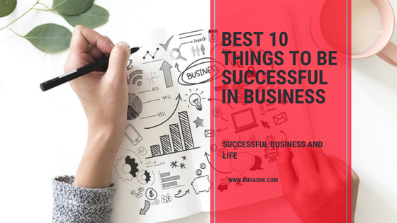 Successful, Business, Best 10 Things