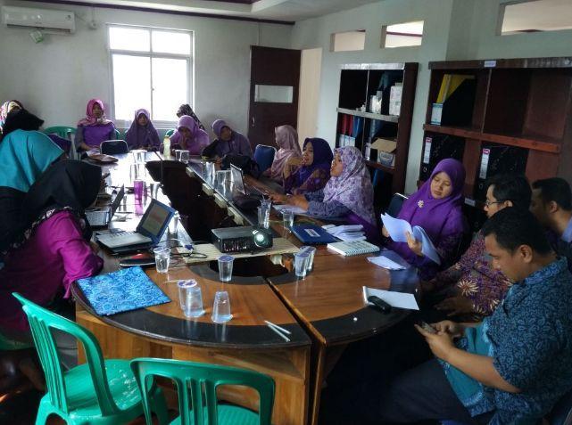 Persiapan Reakreditasi Akbid Medica Bakti Nusantara Pringsewu