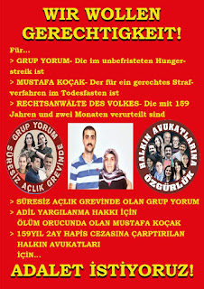 ALMANYA DİRENİŞLER GRUP YORUM