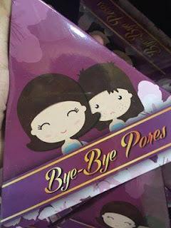 BYE-BYE PORES