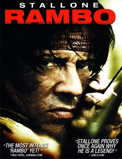 Ver Rambo 4: Regreso al infierno (2008) Online