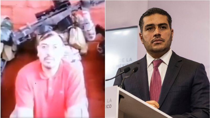 Omar García Harfuch niega apoyar al Cártel Nueva Plaza, Fiscalia de Jalisco pide investigarlo