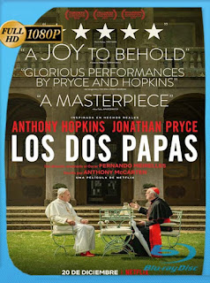 Los Dos Papas (2019) HD [1080p] Latino [GoogleDrive] SilvestreHD