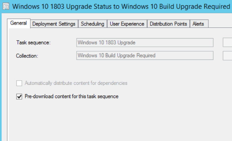 Windows 10 Upgrade Task Sequence | System Center Configuration Manager