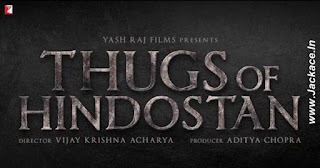 Much Awaited Thugs of Hindostan First Look Poster