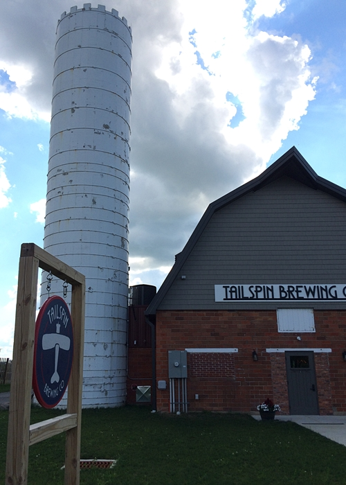 The 614orty Niner West Side Story Tailspin Brewing And