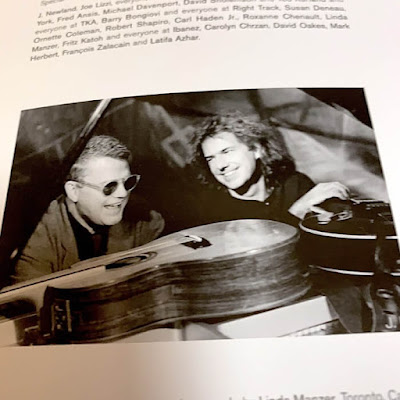 Charlie Haden & Pat Metheny / Beyond The Missouri Sky (Short Stories)