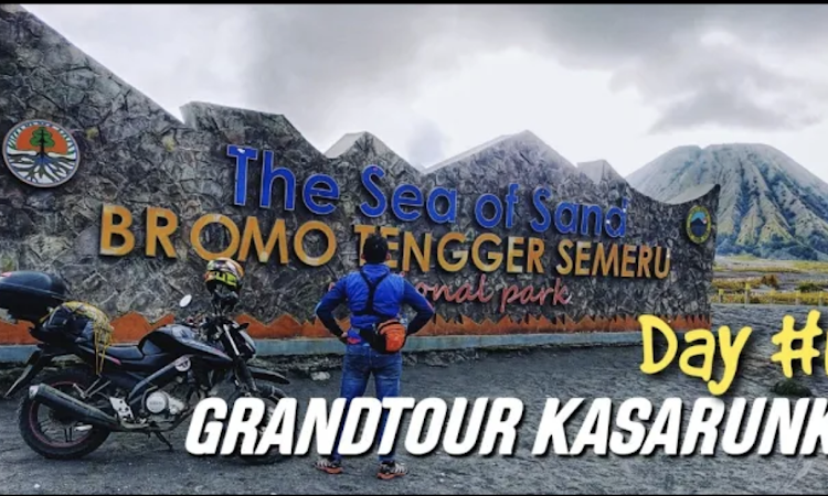 Grand Tour Kasarunk -  Bromo Trip Day #1