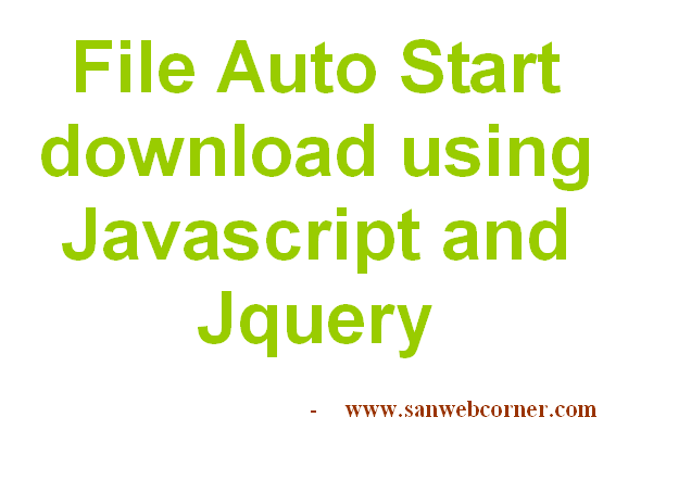 Pdf File Using Jquery