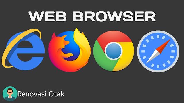 Pengertian Web Browserr