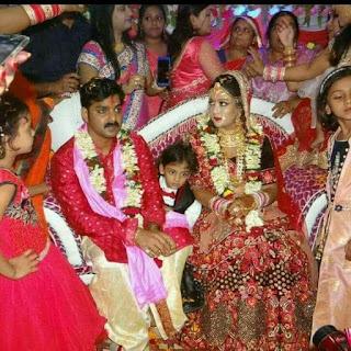 Pawan Singh Wife Jyoti Singh Photo 2