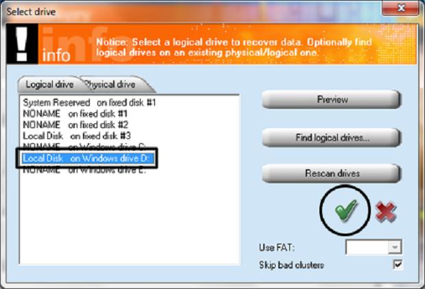 Cara Mengembalikan File yang Terhapus Permanen Dalam Flashdisk Dan Hardisk